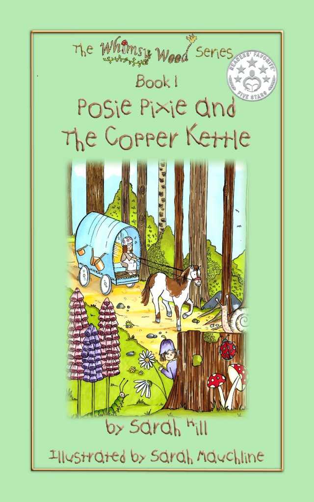Book Cover: Posie Pixie And The Copper Kettle
