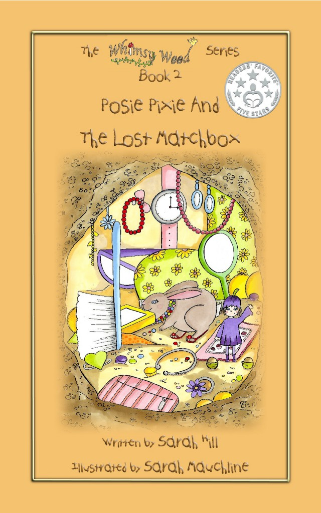 Book Cover: Posie Pixie And The Lost Matchbox