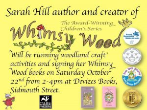 Come along and join in the whimsical woodland fun!