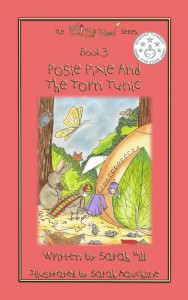 Book Cover: Posie Pixie And The Torn Tunic