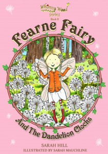 Front Cover For Fearne Fairy And The Dandelion Clocks! 😃 📚 ✨