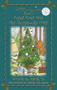 Front Cover Of 'Posie And The Christmas Tree'