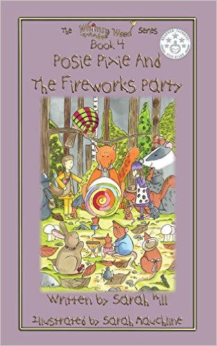 Posie Pixie and the Fireworks Party cover