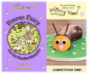 Competition to win signed copies of 'Fearne Fairy And The Chocolate Caterpillar'!