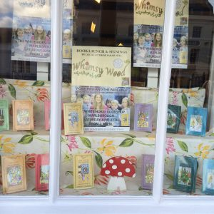 Launch of 'Posie Pixie And The Pancakes' at the White Horse Book Shop