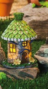 Finlay Fairy's cosy home in Whimsy Wood.